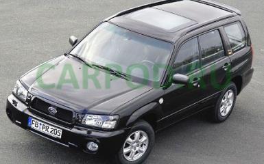 Предохранители и реле Subaru Forester SG, 2002 - 2009