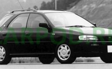 Предохранители и реле Subaru Impreza (GF/GC), 1992 - 2000