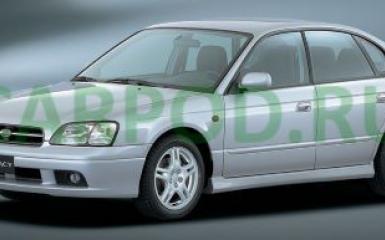 Предохранители и реле Subaru Legacy (BE/BH), 1998 - 2003