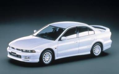 Предохранители и реле Mitsubishi Galant 8, 1996 - 2005