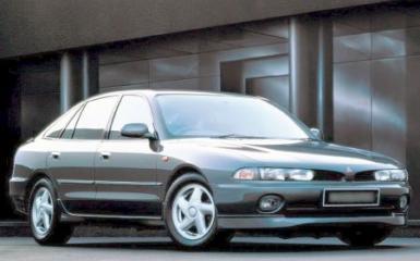 Предохранители Mitsubishi Galant 7, 1992 - 1996