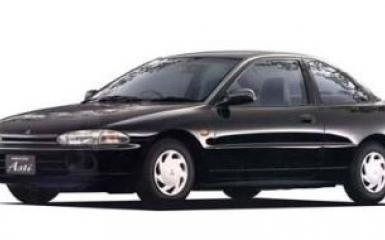 Предохранители и реле Mitsubishi Mirage / Lancer / Colt, 1991 - 1996
