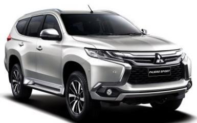 Предохранители Mitsubishi Pajero Sport (KS0W), 2016 - 2021