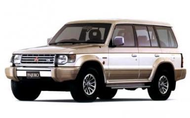 Предохранители и реле Mitsubishi Pajero 2, 1991 - 2000