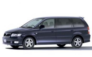 Предохранители и реле Mitsubishi RVR / Chariot Grandis, 1997 - 2003