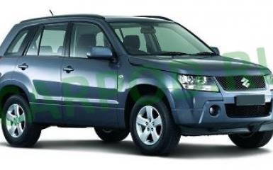Предохранители и реле Suzuki Grand Vitara 2 (JT), 2005 - 2008