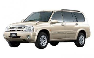 Предохранители и реле Suzuki Grand Escudo / Vitara XL-7, 2000 - 2006