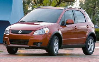 Предохранители и реле Suzuki SX4, 2006 - 2016
