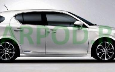 Предохранители и реле Lexus CT200h (A10), 2011 - 2017