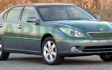 Предохранители и реле Lexus ES 300 / 330 (XV30), 2001 - 2006