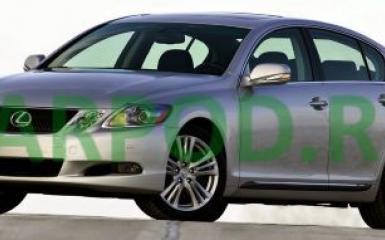 Предохранители и реле Lexus GS 300 (S190), 2005 - 2012