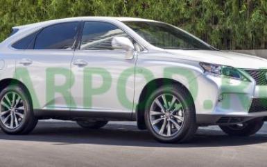 Предохранители и реле Lexus RX270/350 (AL10), 2008 - 2015