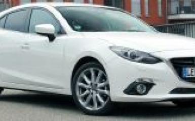 Предохранители Mazda 3 (BM), 2013 - 2019