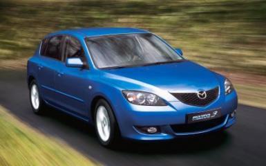 Предохранители и реле Mazda 3 (BK), 2003 - 2009