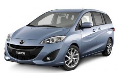 Предохранители Mazda 5 (CW), 2010 - 2018
