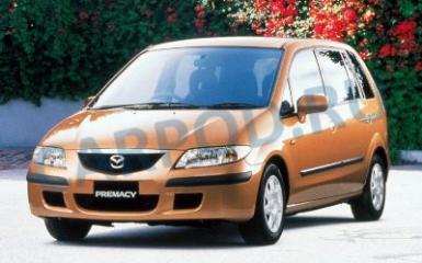 Предохранители и реле Mazda Premacy (CP), 1999 - 2005