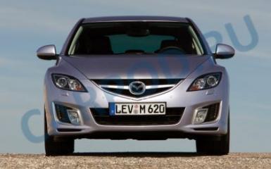 Предохранители и реле Mazda 6 (GH), 2007 - 2012