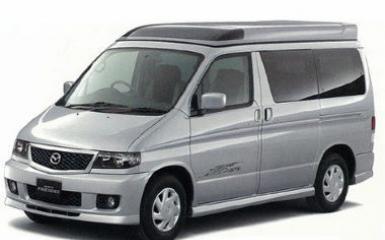 Предохранители и реле Mazda Bongo, 1995 - 2005