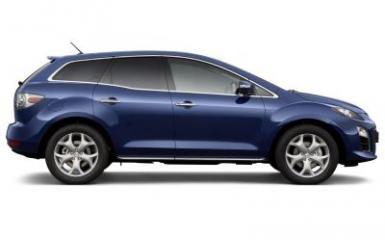 Предохранители и реле Mazda CX-7 (ER), 2006 - 2012