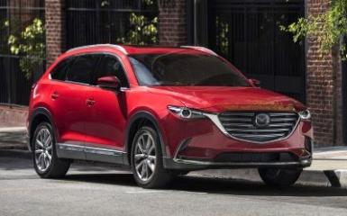 Предохранители Mazda CX-9 (TC), 2015 - 2021