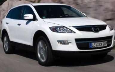 Предохранители и реле Mazda CX-9 (TB), 2007 - 2016