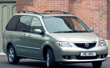 Предохранители и реле Mazda MPV (LW), 2002 - 2006