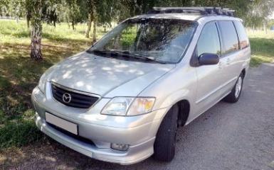 Предохранители и реле Mazda MPV (LW), 1999 - 2002