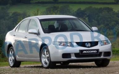 Предохранители и реле Honda Accord 7 (CL), 2002 - 2008
