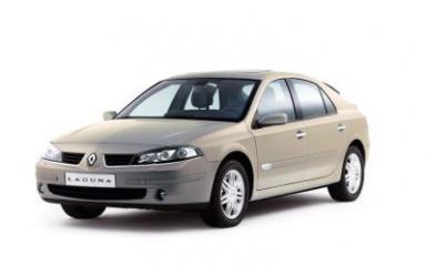 Предохранители и реле Renault Laguna 2 (X74), 2001 - 2007