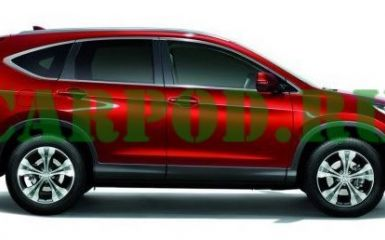 Предохранители Honda CR-V 4, 2012 - 2018