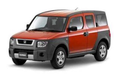 Предохранители и реле Honda Element (YH1; YH2), 2003 - 2011
