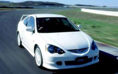 Предохранители и реле Honda Integra 4, 2001 - 2007