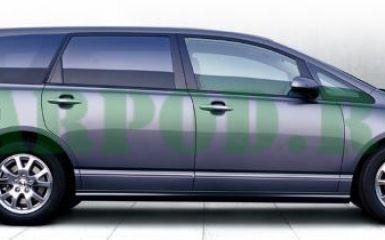 Предохранители и реле Honda Odyssey RB1-RB2, 2003 - 2008
