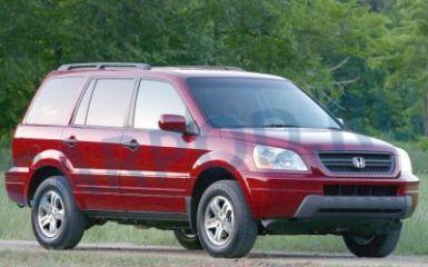 Предохранители и реле Honda Pilot (YF1), 2002 - 2008