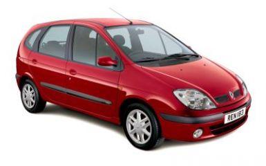Предохранители и реле Renault Megane Scenic I (JA), 1999 - 2003
