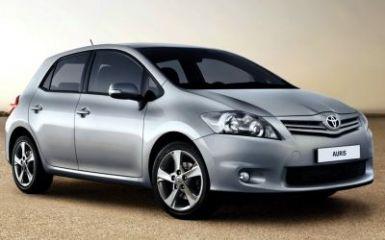 Предохранители и реле Toyota Auris (E150), 2007 - 2012