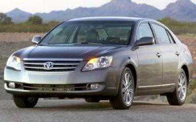 Предохранители и реле Toyota Avalon (XX30), 2004 - 2012