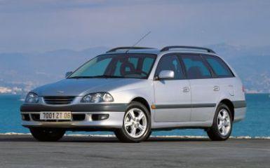 Предохранители Toyota Avensis (T220), 1997 - 2003