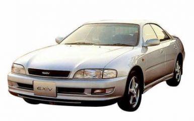 Предохранители и реле Toyota Carina ED / Corona Exiv (T200), 1993 - 1998