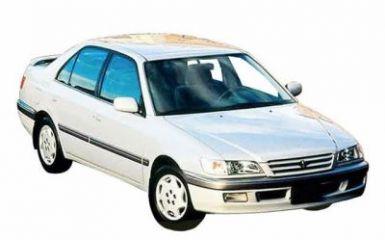 Предохранители и реле Toyota Corona Premio (T210), 1996 - 2001