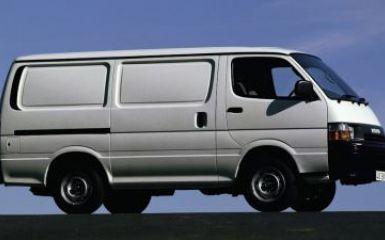 Предохранители и реле Toyota HiAce 100, 1993 - 2004