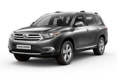 Предохранители Toyota Highlander (XU40), 2007 - 2014