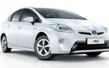 Предохранители и реле Toyota Prius (XW30), 2009 - 2015