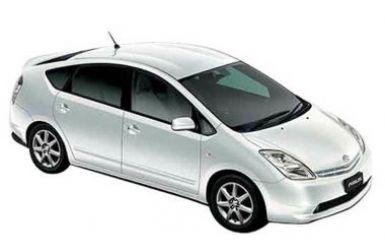 Предохранители Toyota Prius 2 (XW20), 2003 - 2009 г.в.