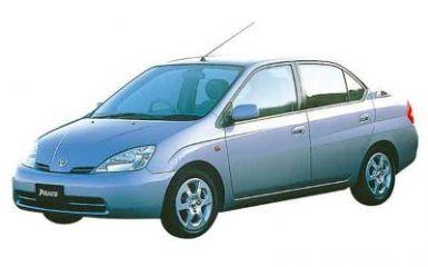 Предохранители и реле Toyota Prius (XW11), 2000 - 2003