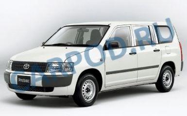 Предохранители и реле Toyota Probox / Succeed (XP50, XP160), 2002 - 2020