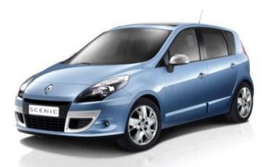 Предохранители и реле Renault Scenic 3 (JZ), 2009 - 2016