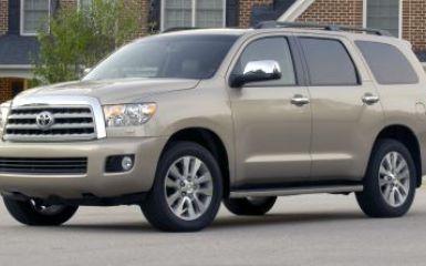 Предохранители и реле Toyota Sequoia (XK60), 2007 - 2019