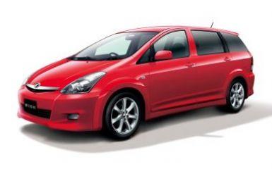 Предохранители и реле Toyota Wish (XE10), 2003 - 2009
