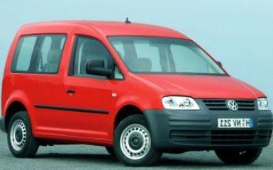 Предохранители и реле Volkswagen Caddy (2K), 2003 - 2010